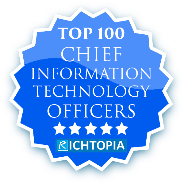 Richtopia Top 100 CIO