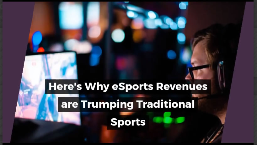 Why Esports is Trumping Trad Sports - Coruzant