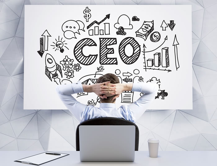 Leadership Endures: CEOs Come and Go